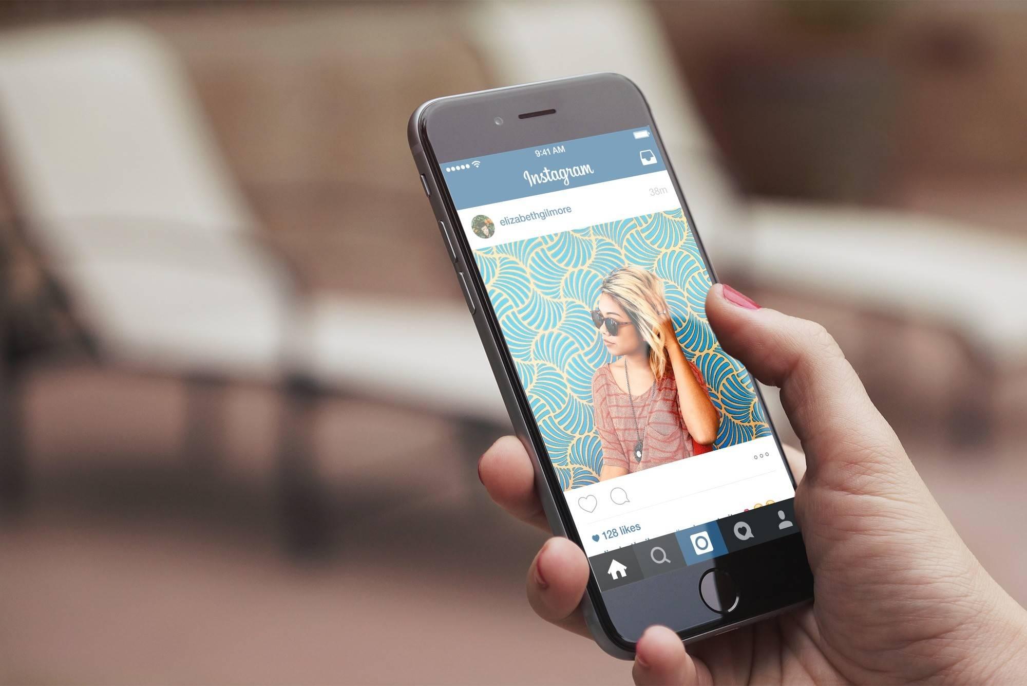 Картинки по запросу инстаграм в руке